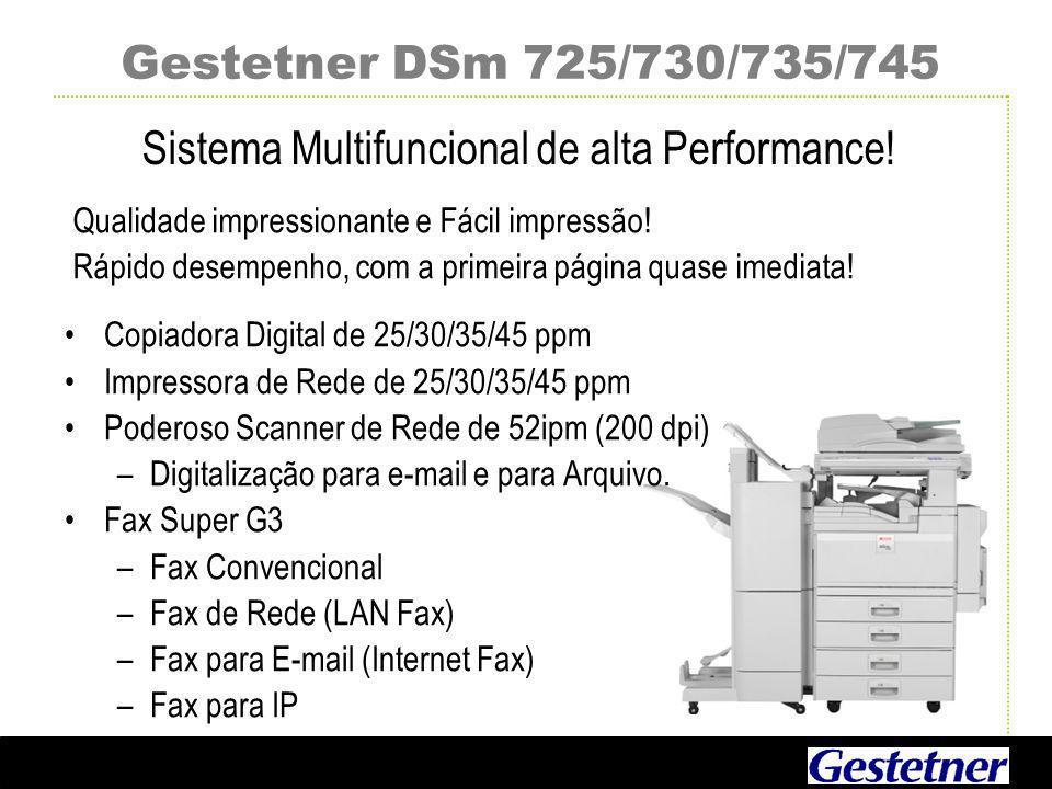 Sistema Multifuncional de alta Performance!