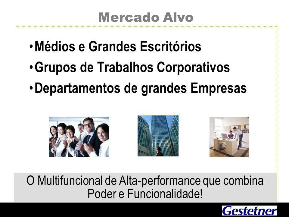 Médios e Grandes Escritórios Grupos de Trabalhos Corporativos