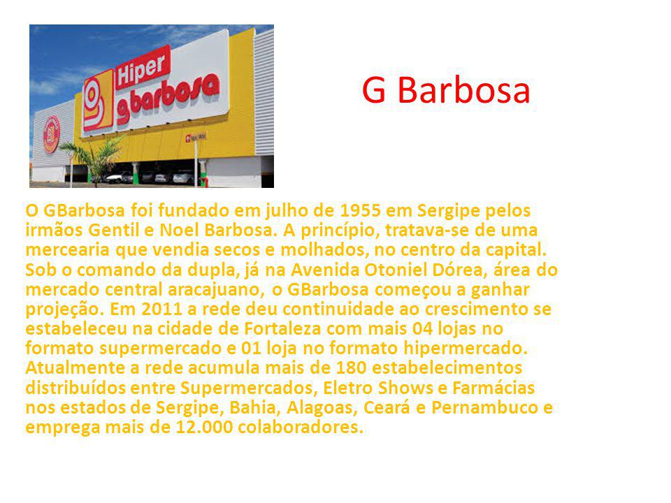 G Barbosa