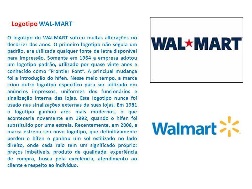 Logotipo WAL-MART
