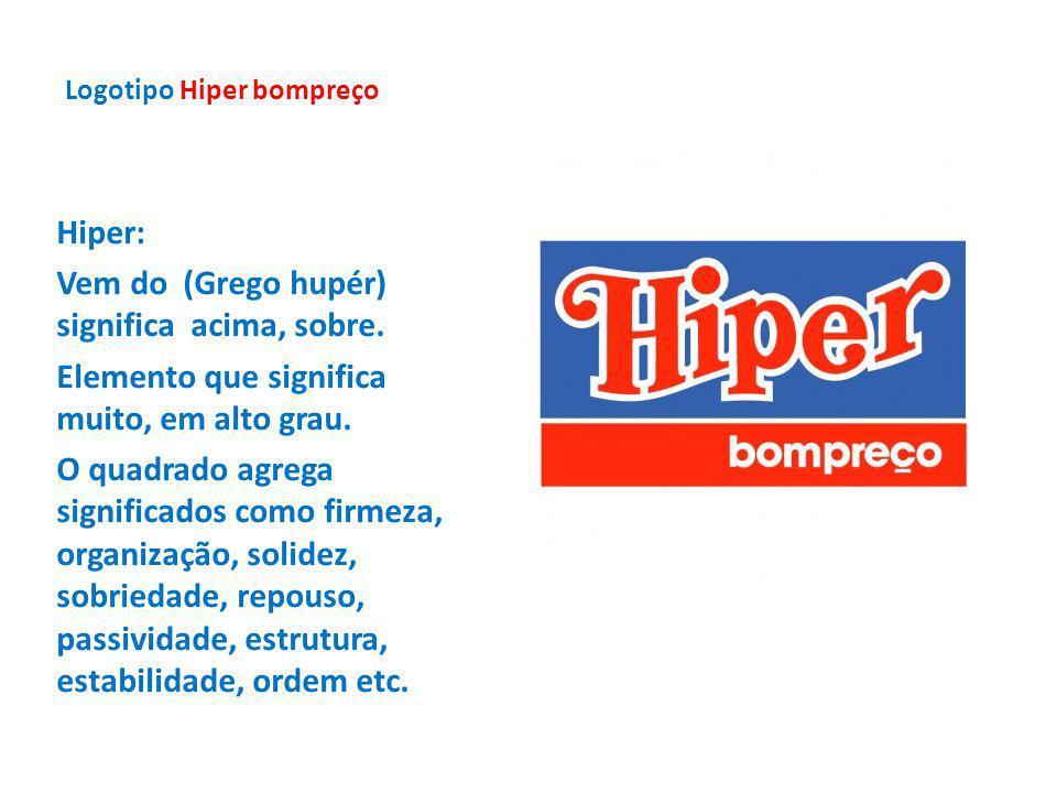 Logotipo Hiper bompreço