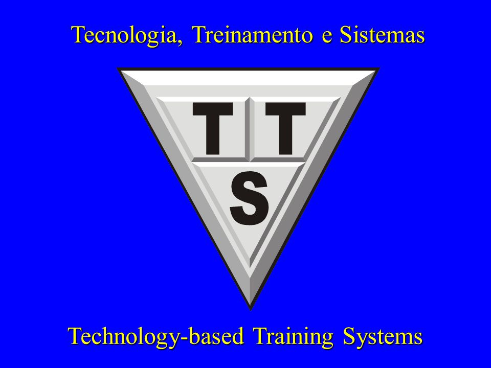 Tecnologia, Treinamento e Sistemas