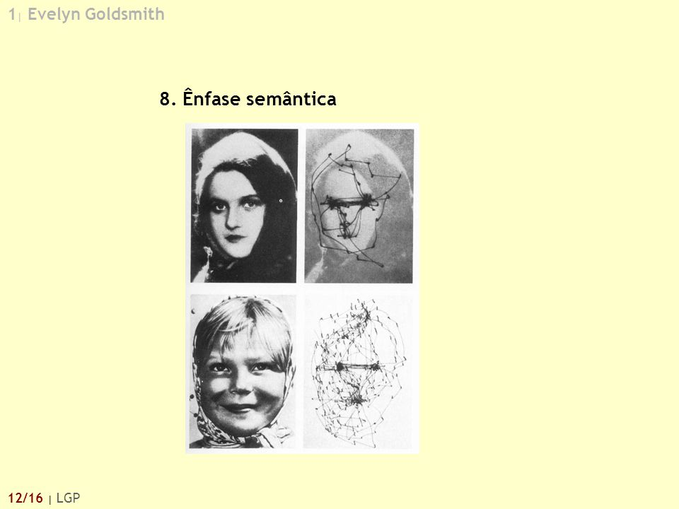 1| Evelyn Goldsmith 8. Ênfase semântica 12/16 | LGP