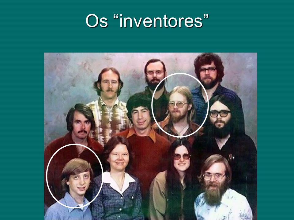 Os inventores