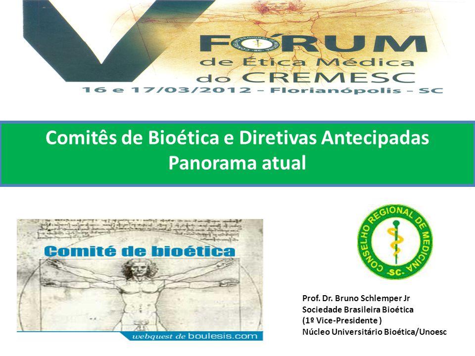 V FÓRUM DE ÉTICA DO CREMESC Florianópolis, 16-17/03/2012