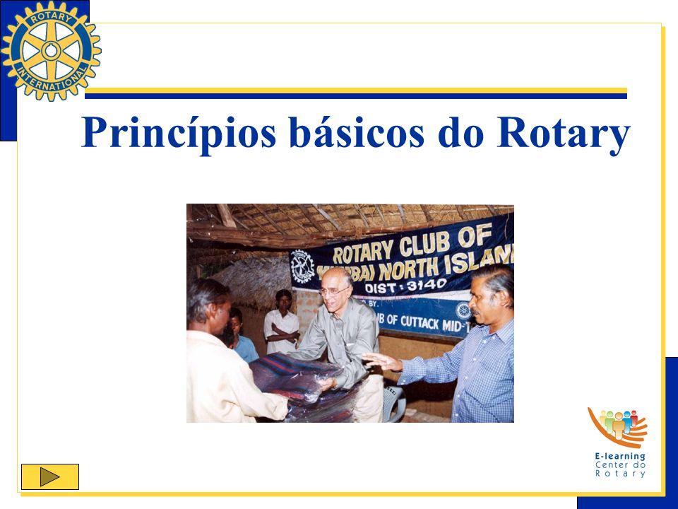 Princípios básicos do Rotary