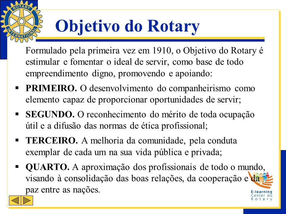 Objetivo do Rotary