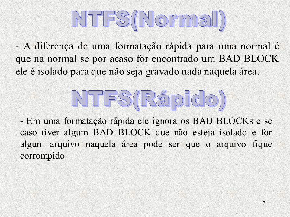NTFS(Normal)