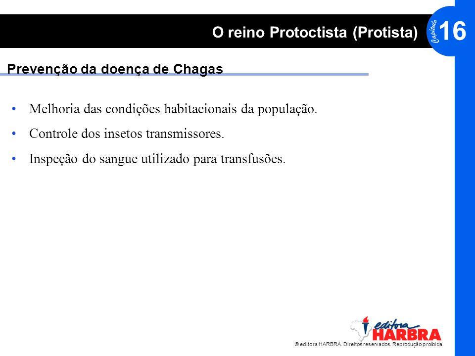 Prevenção da doença de Chagas