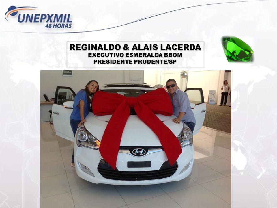 REGINALDO & ALAIS LACERDA