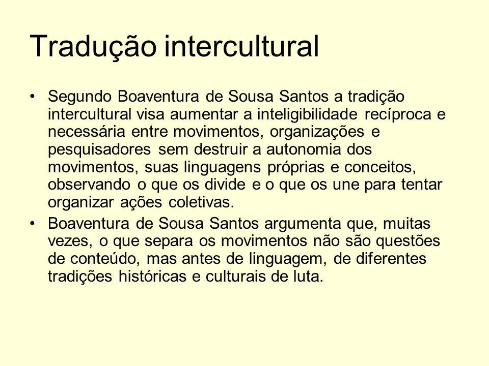 Tradução intercultural
