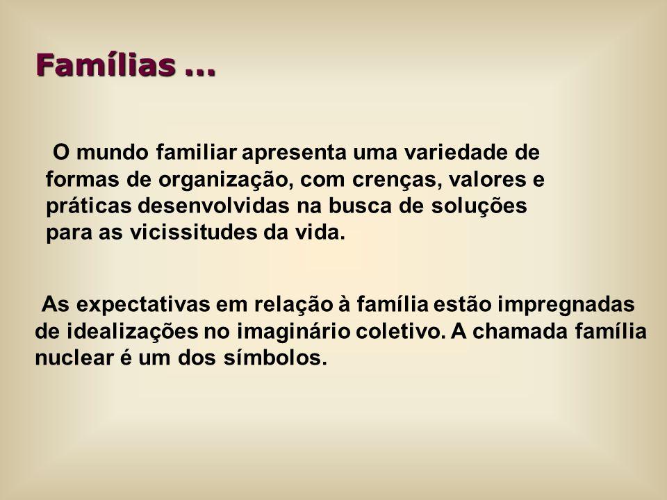 Famílias ...