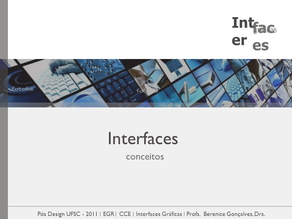 Interfaces Inter conceitos