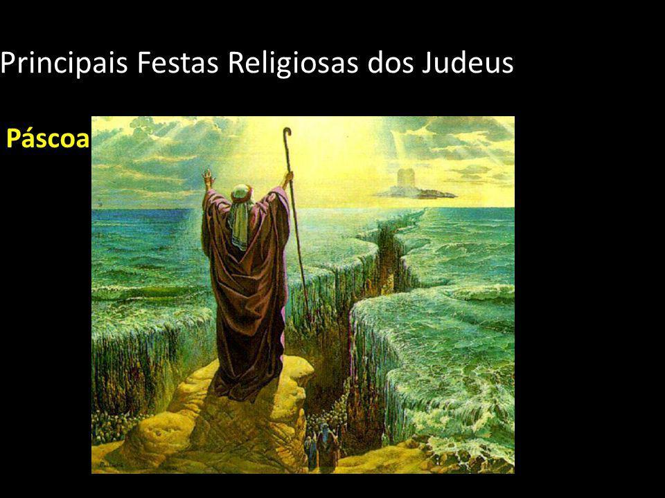 Principais Festas Religiosas dos Judeus
