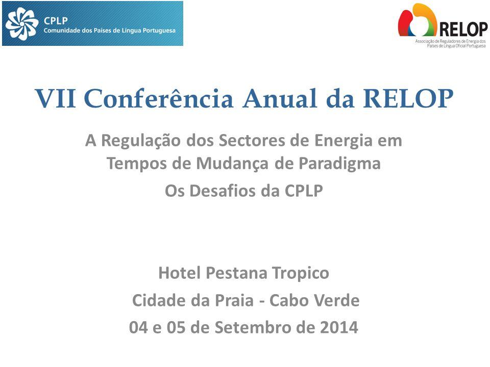 VII Conferência Anual da RELOP