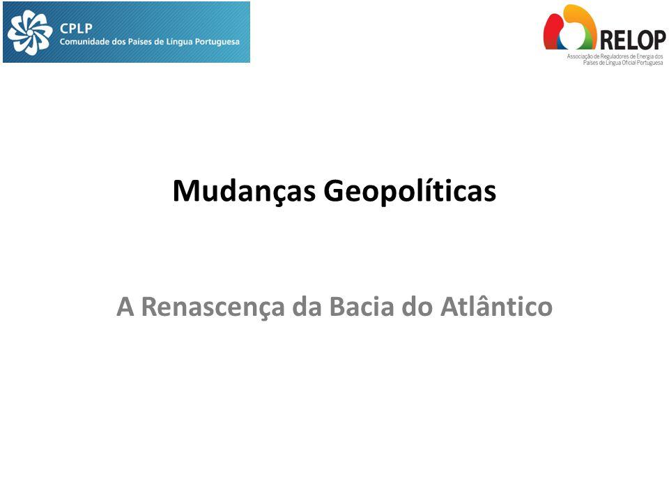 Mudanças Geopolíticas