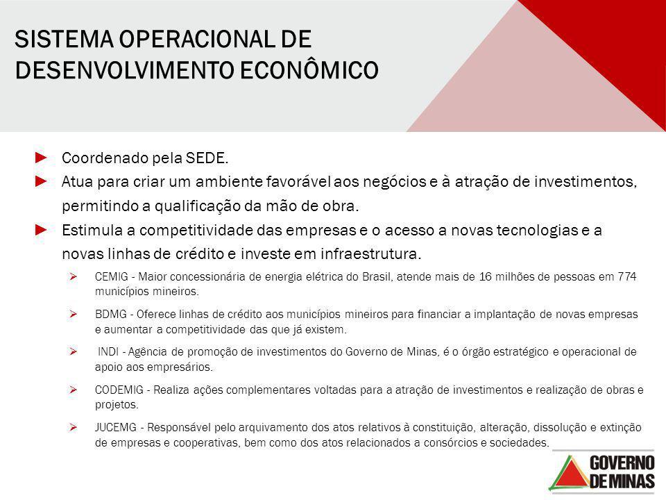 SISTEMA OPERACIONAL DE DESENVOLVIMENTO ECONÔMICO