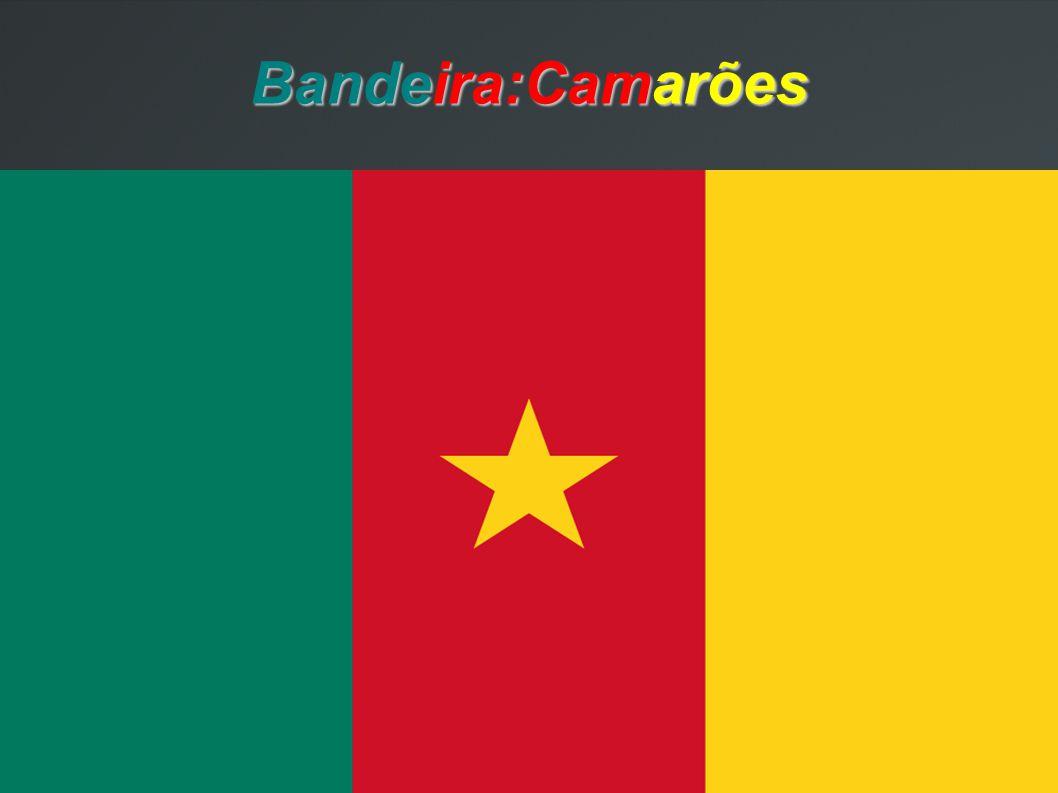 Bandeira:Camarões