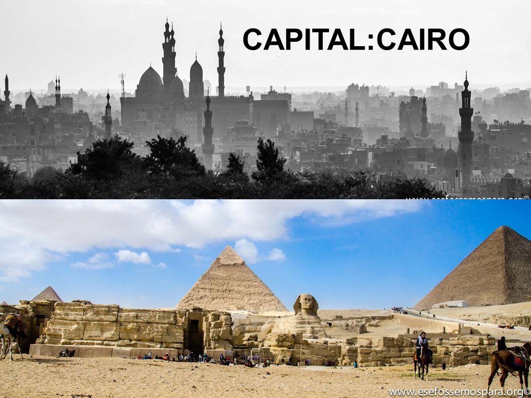 CAPITAL:CAIRO ²