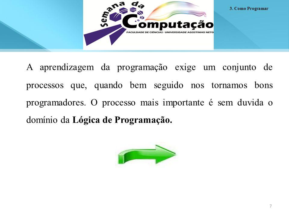 3. Como Programar