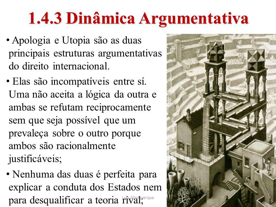 1.4.3 Dinâmica Argumentativa