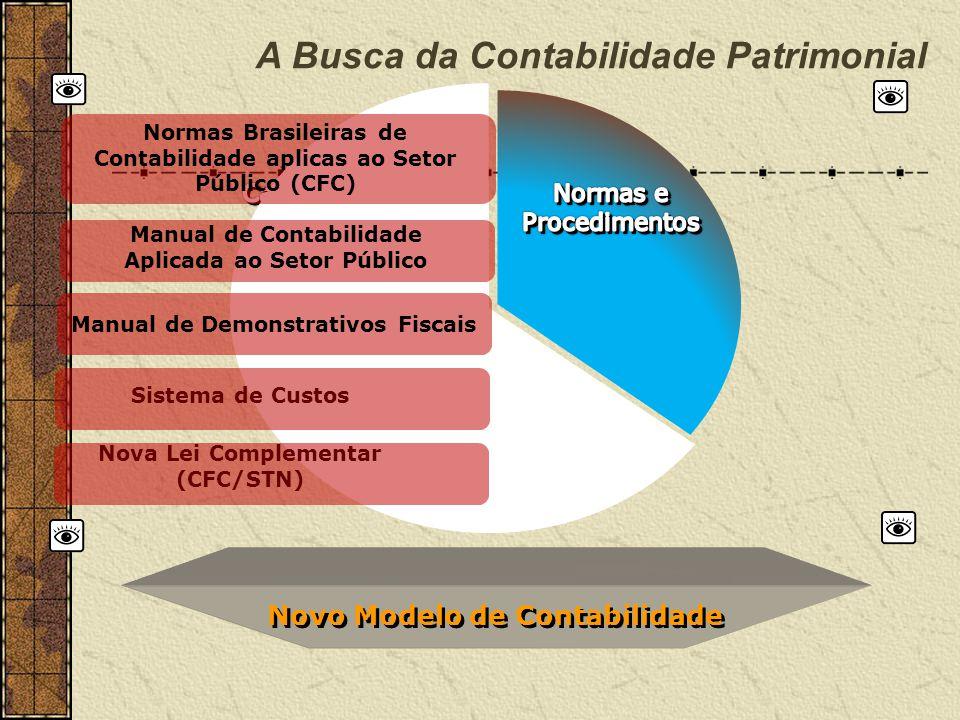 A Busca da Contabilidade Patrimonial