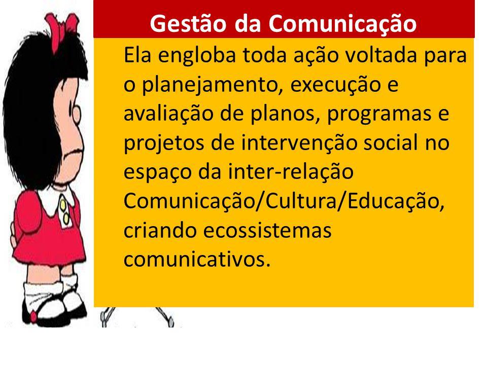 Gestão da Comunicação