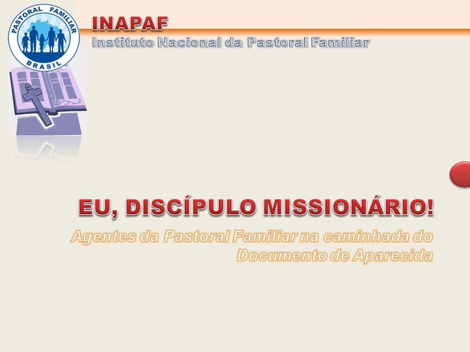 EU, DISCÍPULO MISSIONÁRIO!