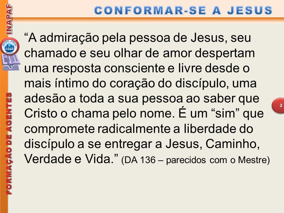 CONFORMAR-SE A JESUS