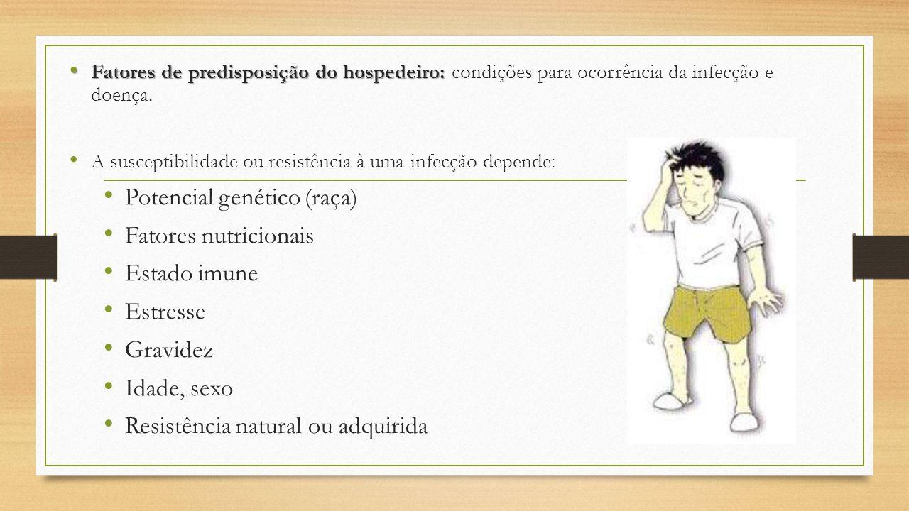 Potencial genético (raça) Fatores nutricionais Estado imune Estresse