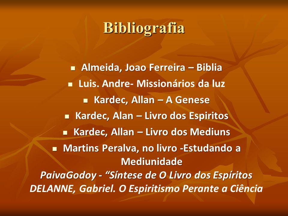Bibliografia Almeida, Joao Ferreira – Biblia