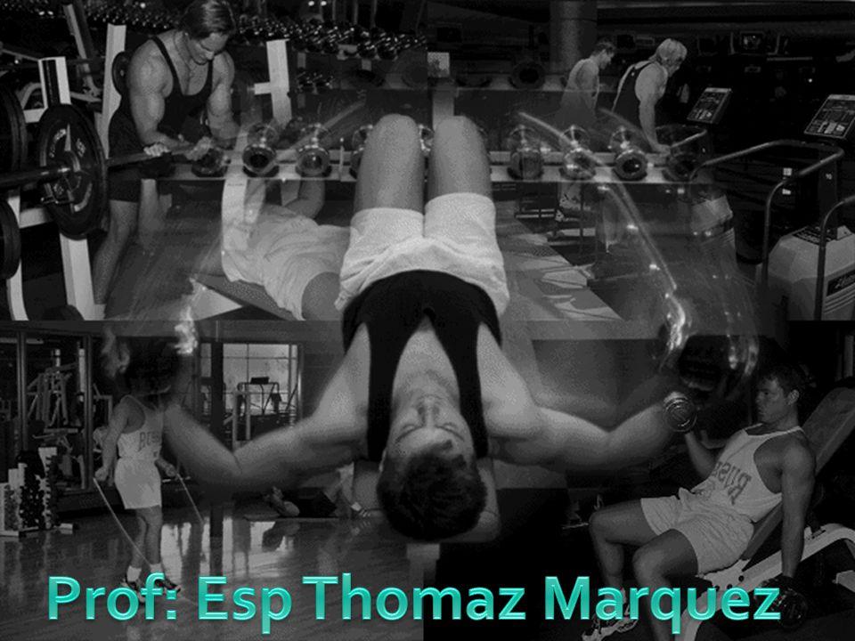 Prof: Esp Thomaz Marquez
