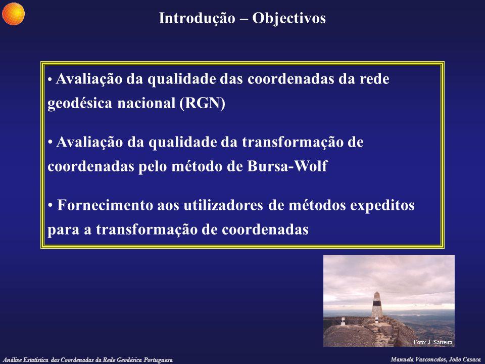 Introdução – Objectivos