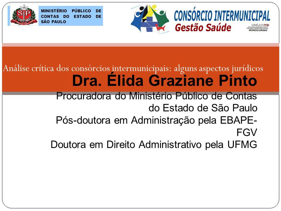 Dra. Élida Graziane Pinto