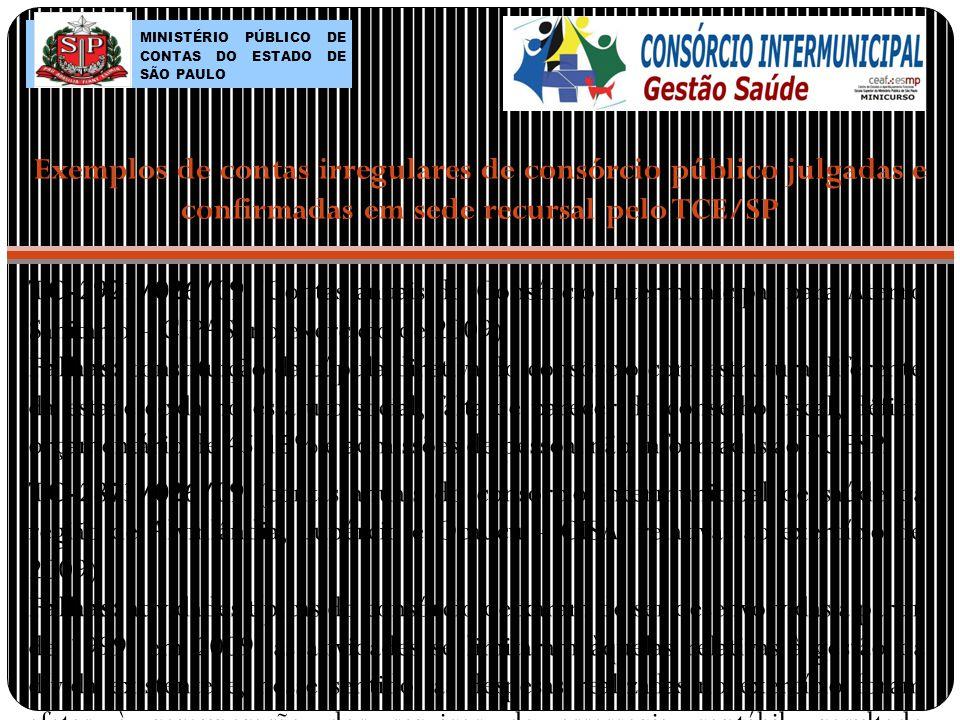 MINISTÉRIO PÚBLICO DE CONTAS DO ESTADO DE SÃO PAULO