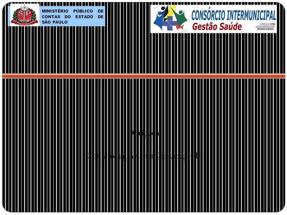 Contato: egraziane@tce.sp.gov.br