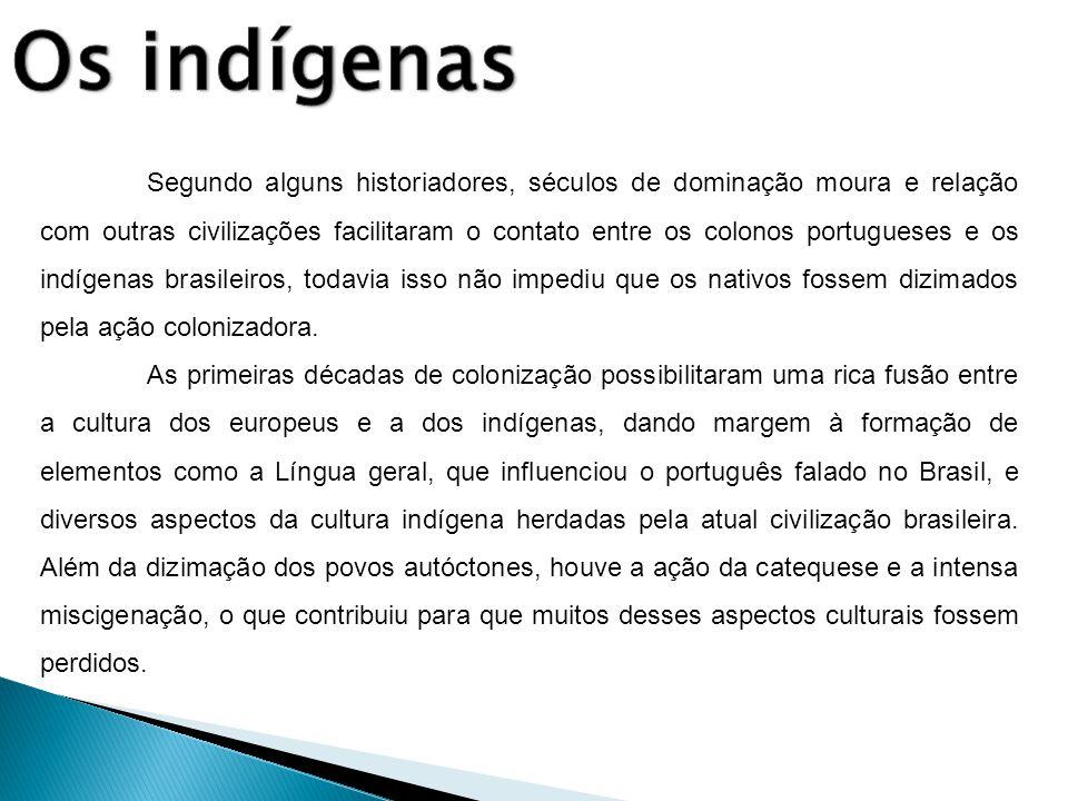 Os indígenas