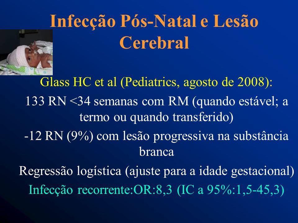 Infecção Pós-Natal e Lesão Cerebral