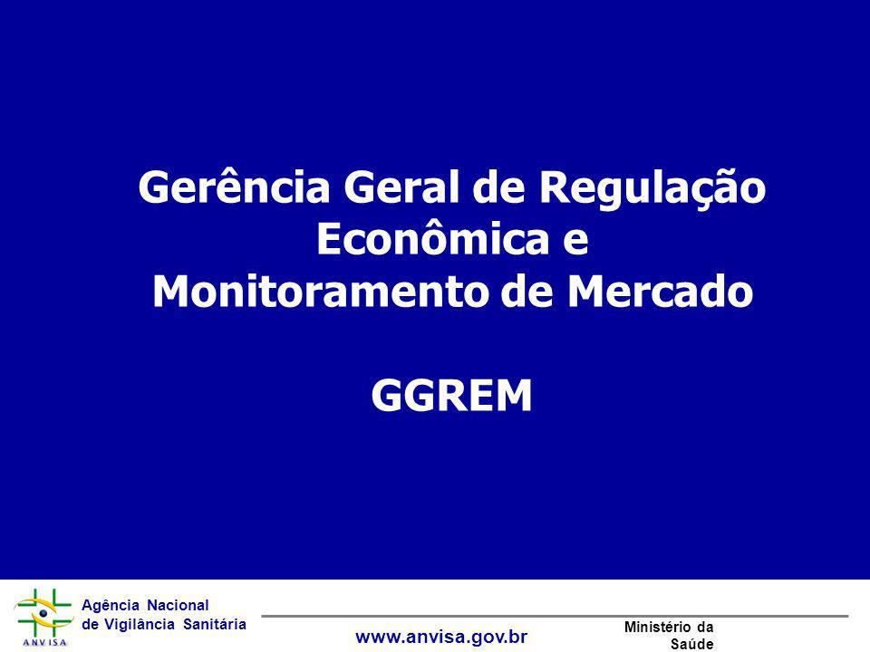 Gerência Geral de Regulação Econômica e Monitoramento de Mercado