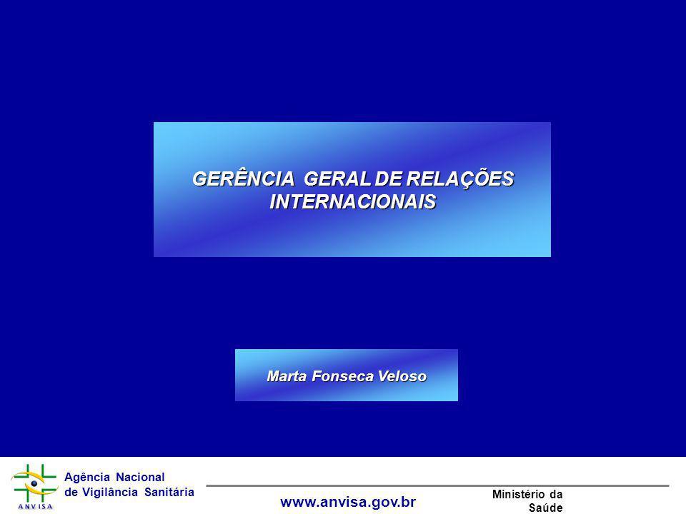 GERÊNCIA GERAL DE RELAÇÕES