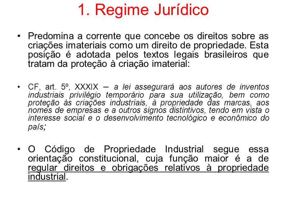 1. Regime Jurídico