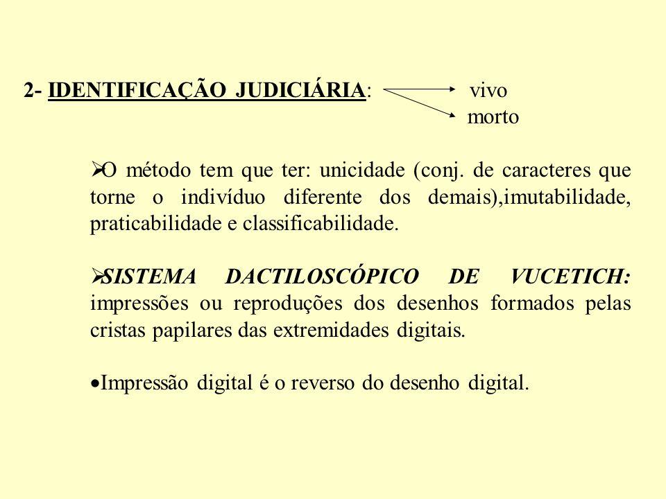 2- IDENTIFICAÇÃO JUDICIÁRIA: vivo