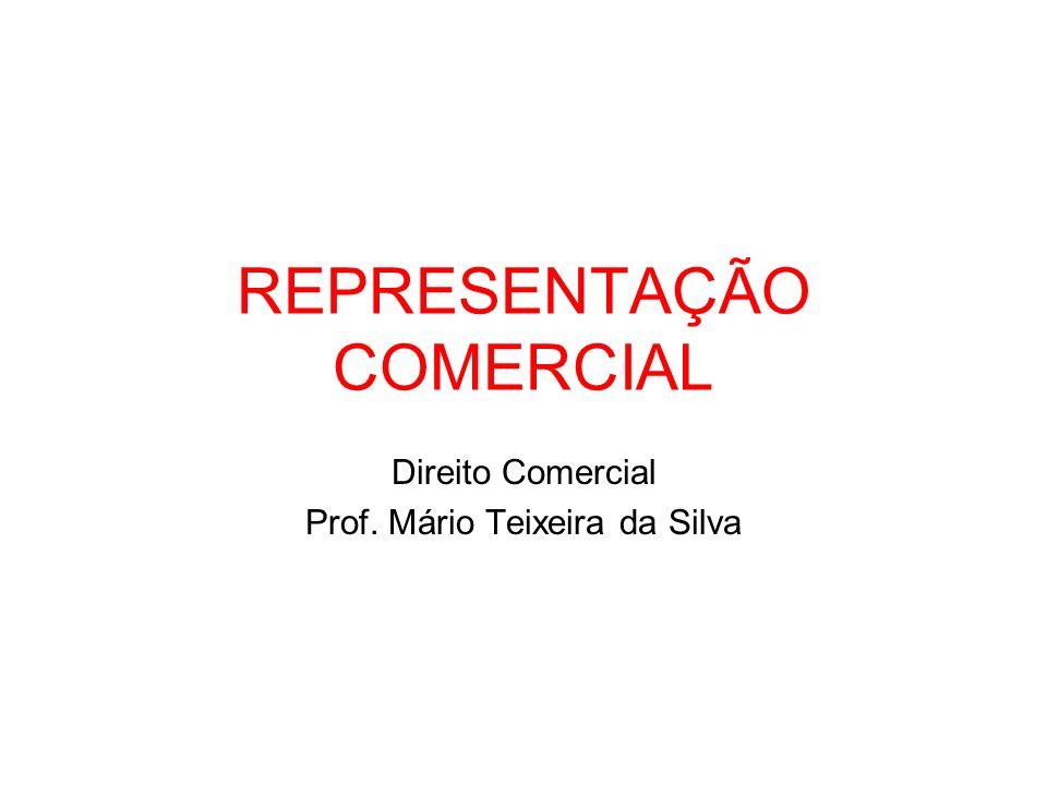 REPRESENTAÇÃO COMERCIAL
