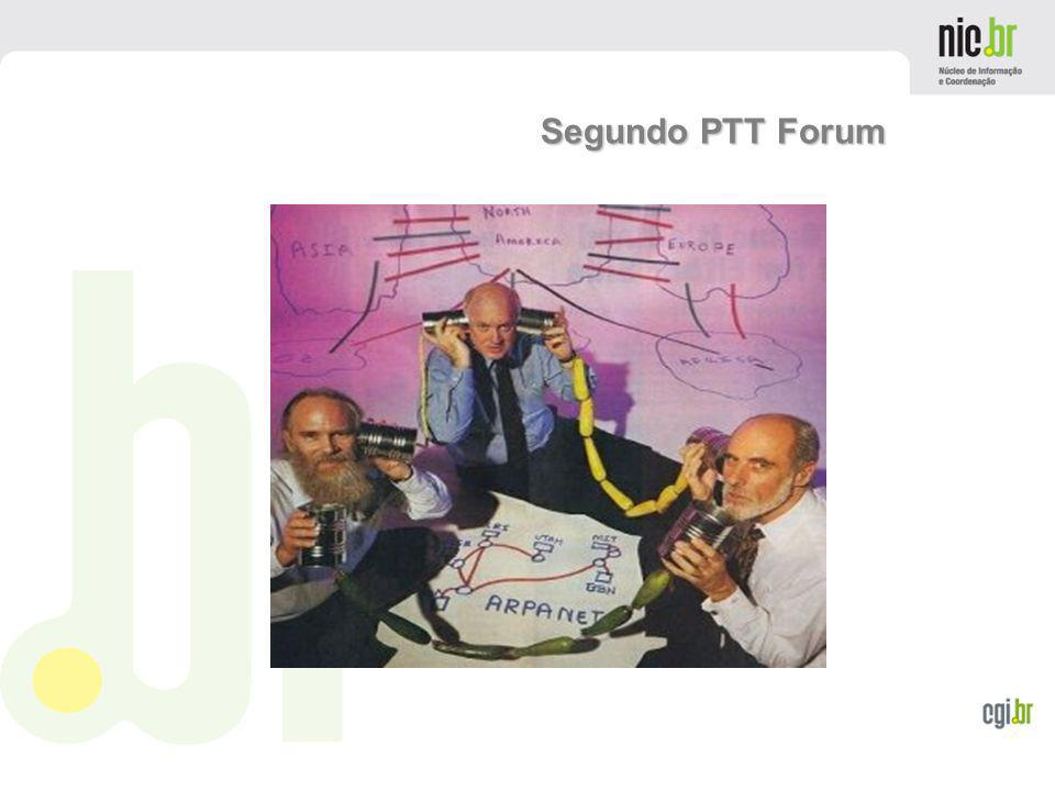 Segundo PTT Forum