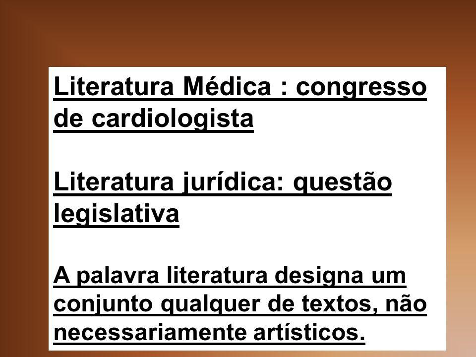 Literatura Médica : congresso de cardiologista