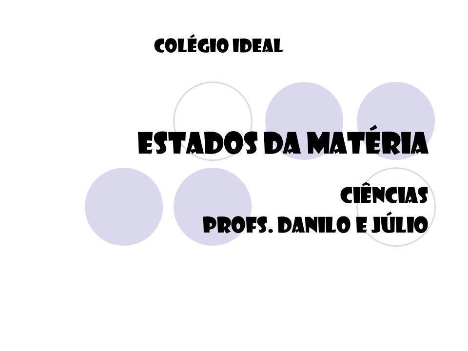 CIÊNCIAS Profs. Danilo e Júlio