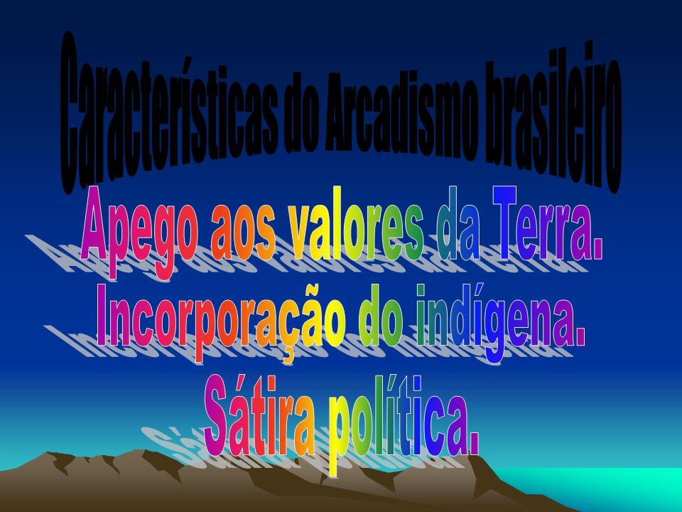 Características do Arcadismo brasileiro