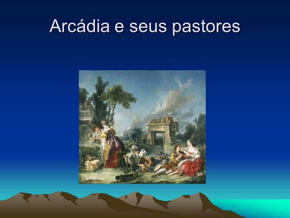 Arcádia e seus pastores