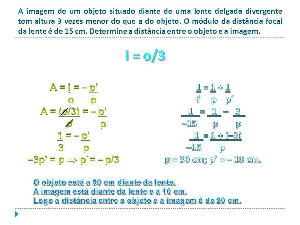 i = o/3 A = i = – p' o p A = (o/3) = – p' o p 1 = – p' 3 p