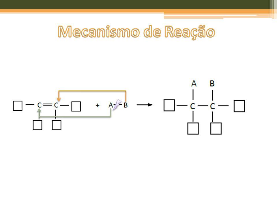 Mecanismo de Reação